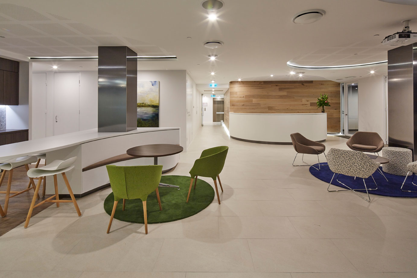 Cbd projects blog bird bird law firm fitout for Commercial interior design firms the list