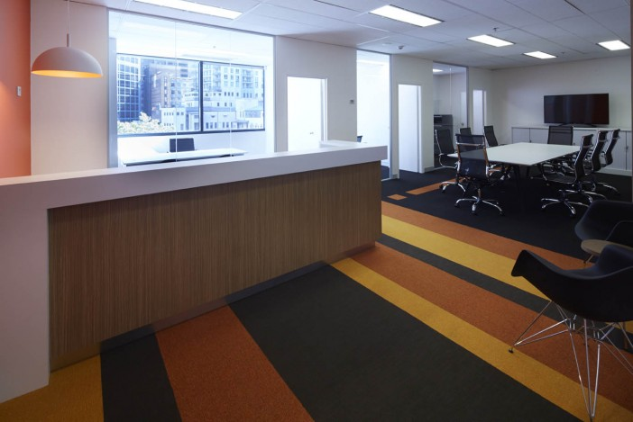 Corporate interior design space planning ideas for Home office fitout