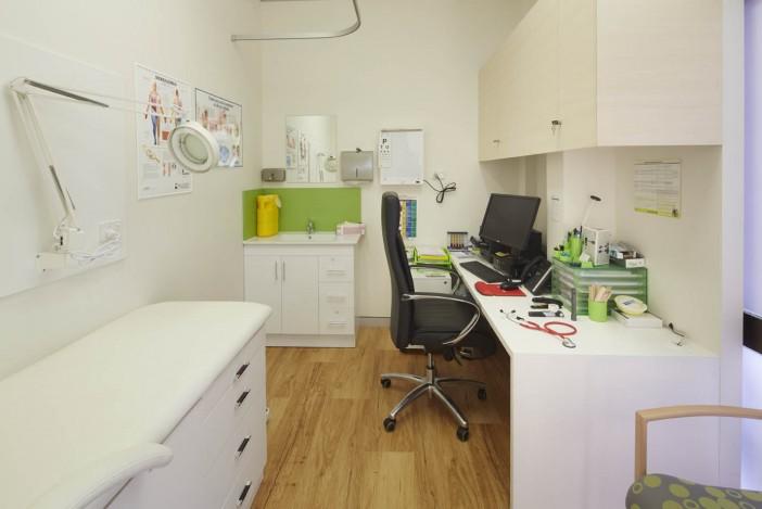 Medical Surgery Interior Design
