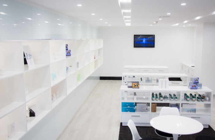 Commercial interior design firm healthcare design fitout for Commercial interior design firms