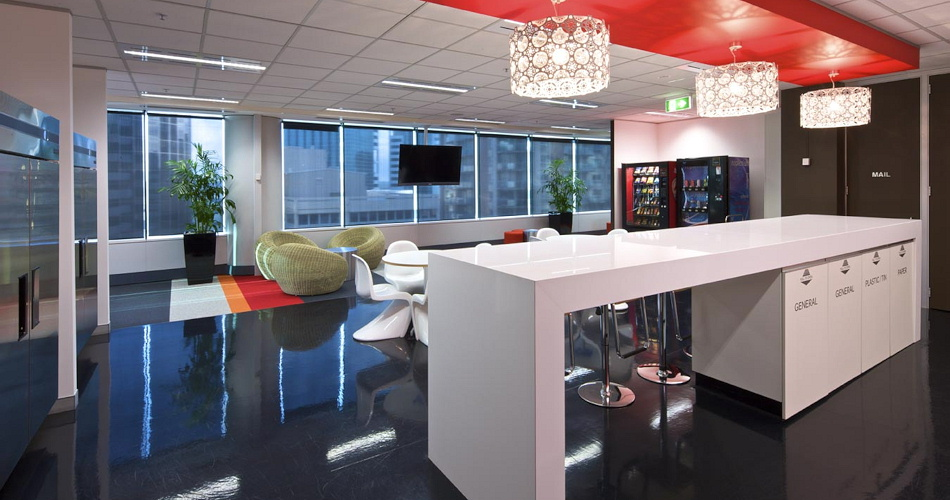 Office design and fitout specialists sydney melbourne for Home office fitout